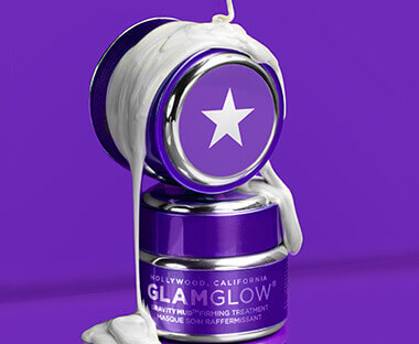 glamglow thirsty mud hydrating treatment