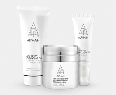 Alpha-H nourish protect