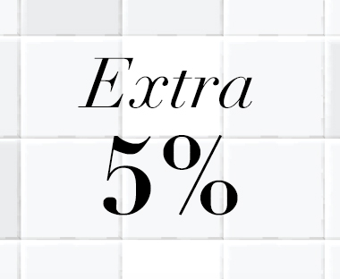EXTRA 5% OFF