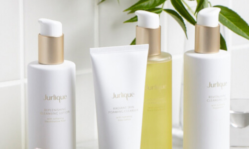 New Jurlique Cleansers