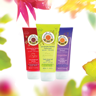 roger and gallet shower gel
