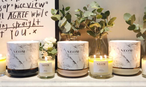 The Home Fragrances Edit