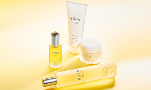 Route to Radiance with ESPA