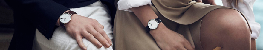 Daniel Wellington mens and womens watches