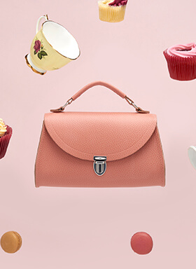 #MyBagXCSC Cambridge Satchel Poppy Bag