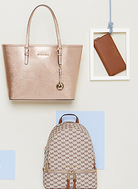 MIchael Kors womens totes backpacks and purses