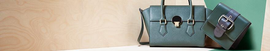 radley bag and vivienne westwood bag