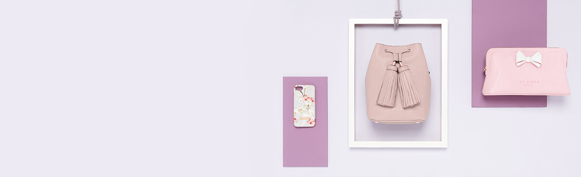 Ted Baker handbags and accessories