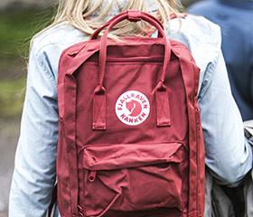 Fjallraven kanken backpacks
