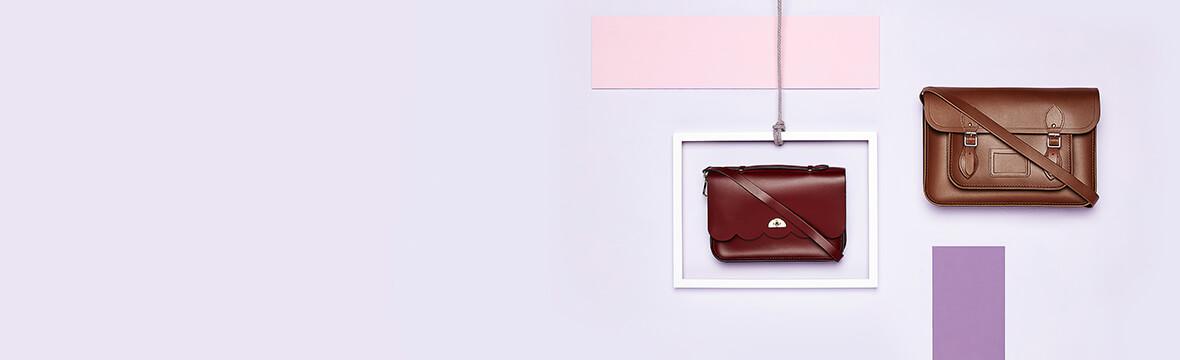Cambridge Satchel Leather Bags