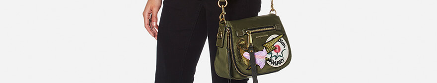 Marc Jacobs Handbags and Jewellery