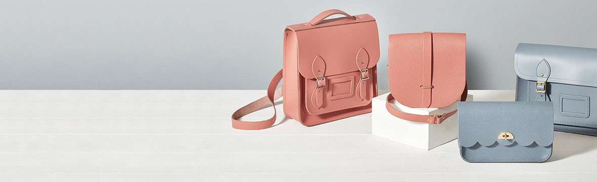 Cambridge Satchel Leather Bags