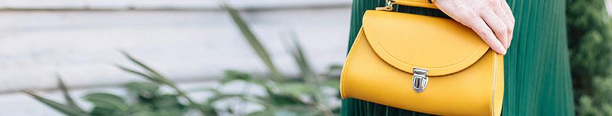 Cambridge Satchel Leather Bag