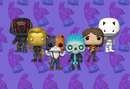 The mega-successful gaming juggernaut shows no signs of slowing down, and a slew of fan-favourite characters from Chapter 2's gameplay are making their way to Pop! and Pocket Pop! Keychain, including the meme-tastic TNTina and Meowscles.
