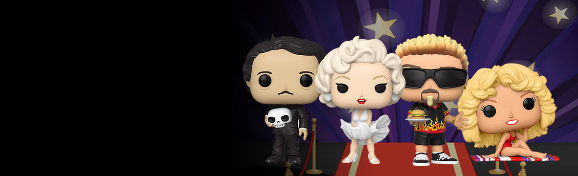 BRAND NEW POP! ICONS OUT NOW!