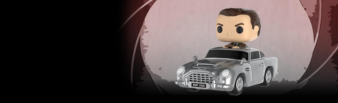 New James Bond Pop!
