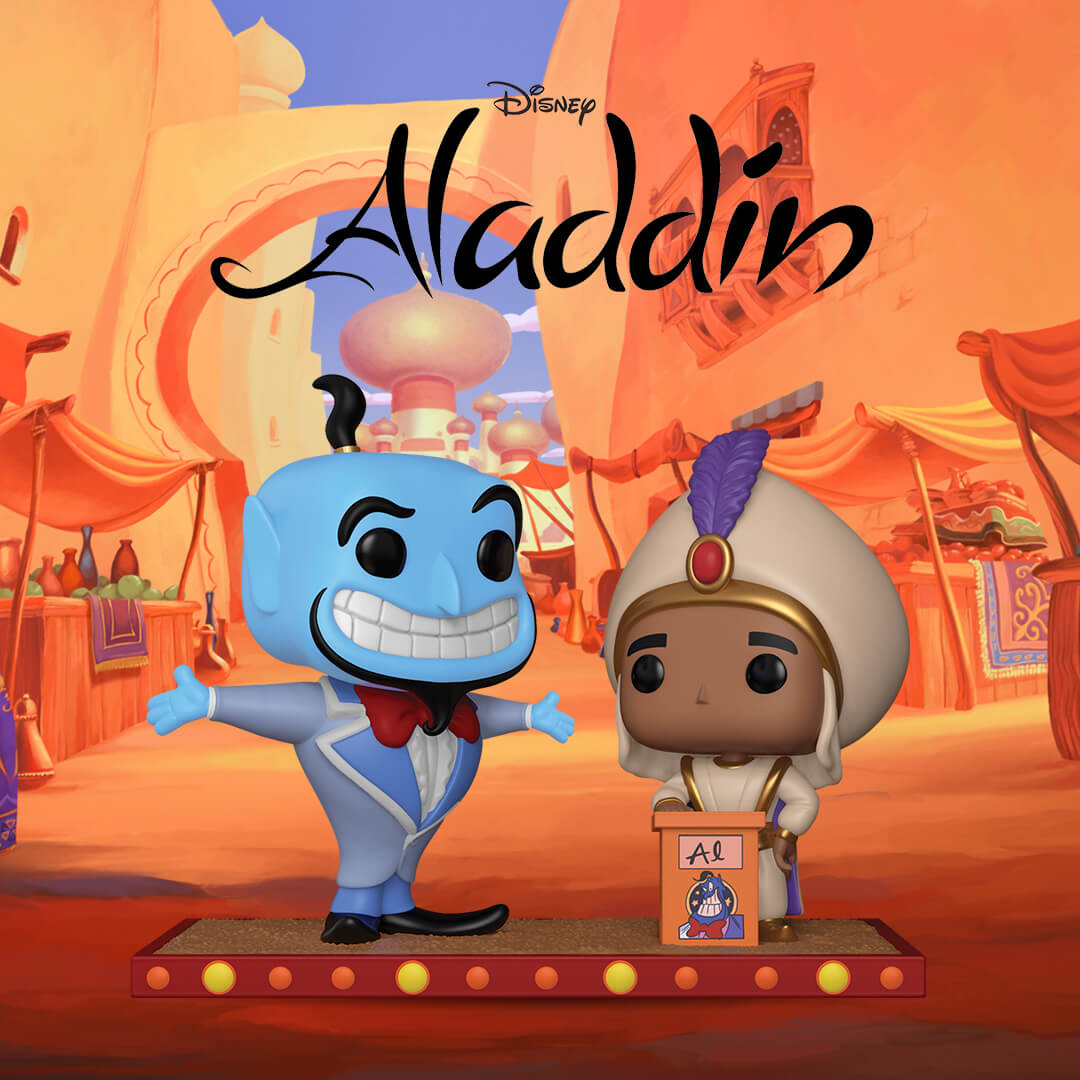ALADDIN | 1 NEW MOVIE MOMENT POP