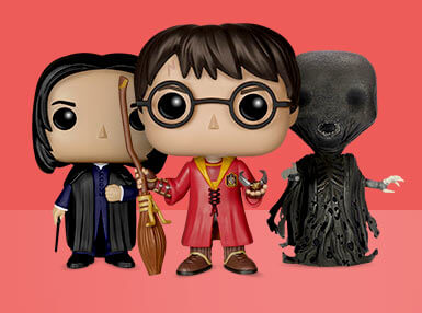 Harry Potter Pop in a Box