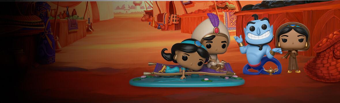 Neue Disney Pop!<br>Aladdin