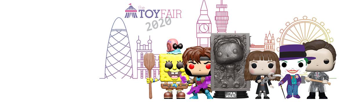 ¡London Toy Fair 2020!