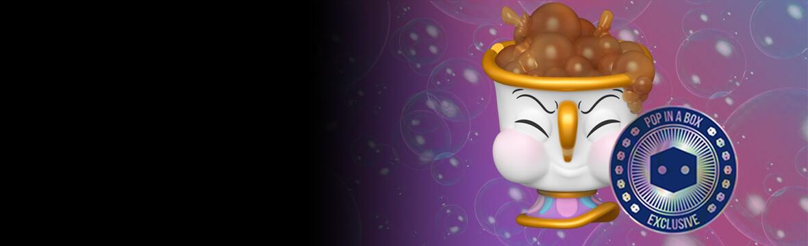 ☕ LA NUEVA EXCLUSIVA DISNEY DE PIAB ES ¡CHIP CON BURBUJAS!