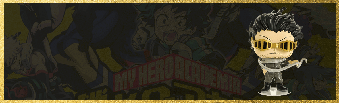 ¡EXCLUSIVA VIP - MY HERO ACADEMIA: SHOTA AIZAWA!
