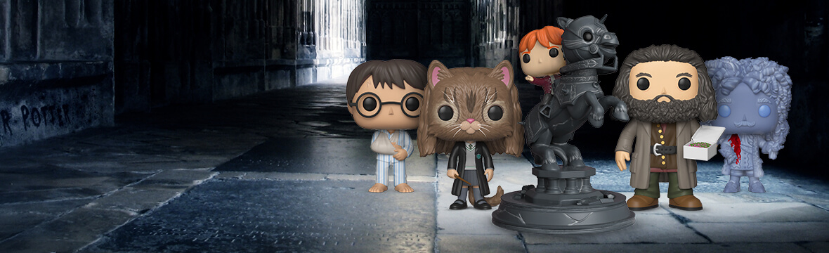 Novedades Funko: Pop! Harry Potter