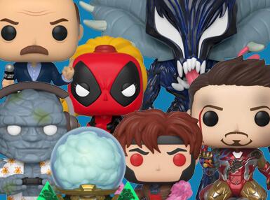 Envie de rejoindre les Avengers ou d'être recruté par les X-Men? On a l'abonnement qu'il te faut! Notre Abonnement Pop In A Box Marvel ne comporte que des Pops de l'univers Marvel!