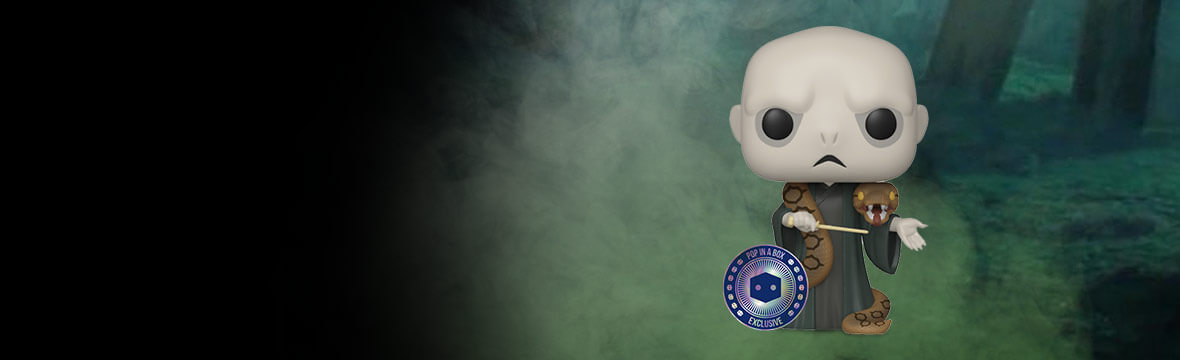 Nouvelle Pop Exclusive PIAB Voldemort avec Nagini