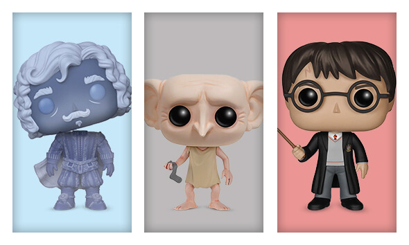 Merch Funko Harry Potter