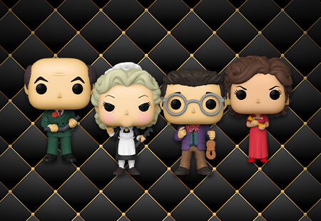 🕵️♂️SOLVE THE CRIME WITH BRAND NEW CLUEDO POPS!!🕵️♂️