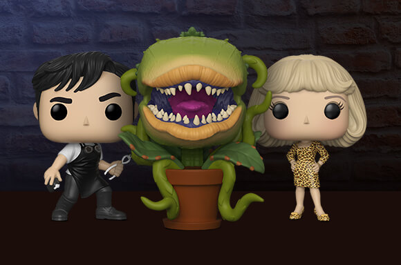 LITTLE SHOP OF HORRORS POP! VINYL!