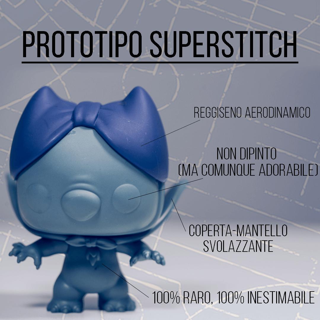 Prototipo SuperHero Stitch
