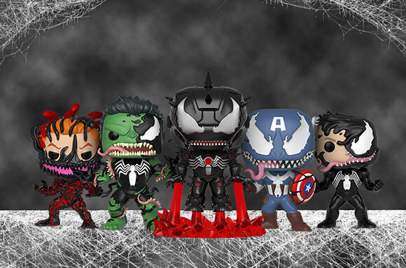 Venomverse pops