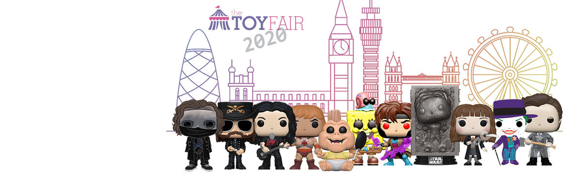 London Toy Fair!