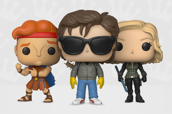 Regular Pop! Vinyl