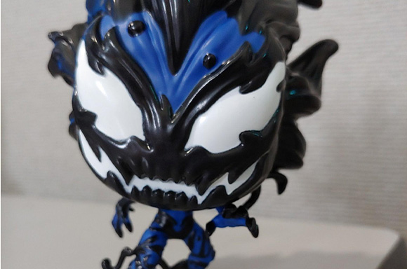 The sickest Pop In A Box Exclusive has arrived in stock! The Mayhem symbiote is hosted by the clone of May Parker is now in stock and shipping now!