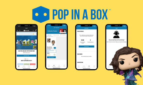 The Pop in a Box App is now available!