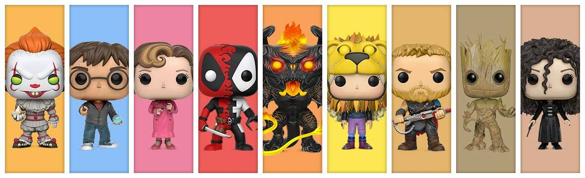 Monthly Funko Pop Vinyl Subscription Box Pop In A Box Us