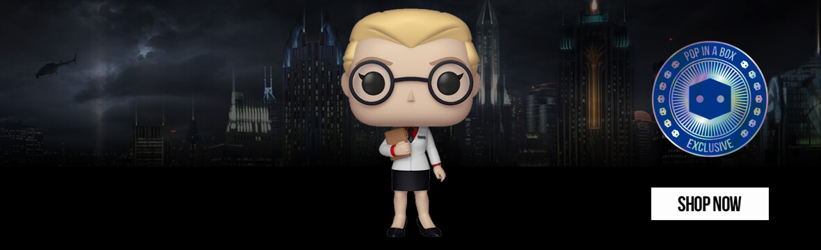 PIAB DC EXCLUSIVE<br>DR. HARLEEN QUINZEL!