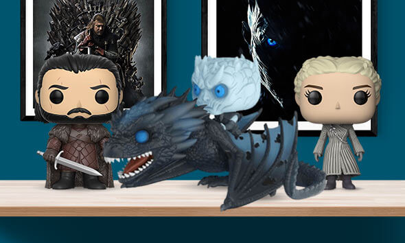 Pop! Game of Thrones
