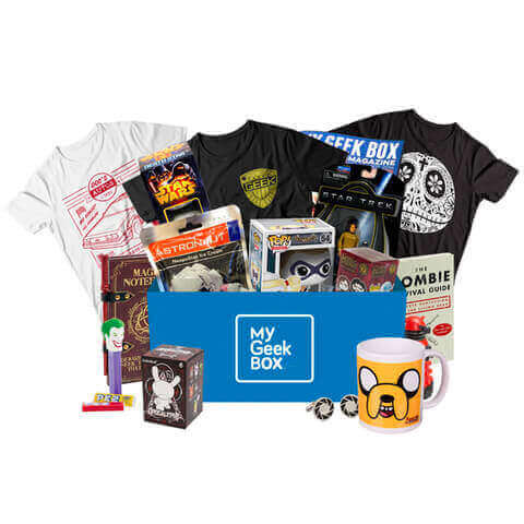 My Geek Box - Das Original