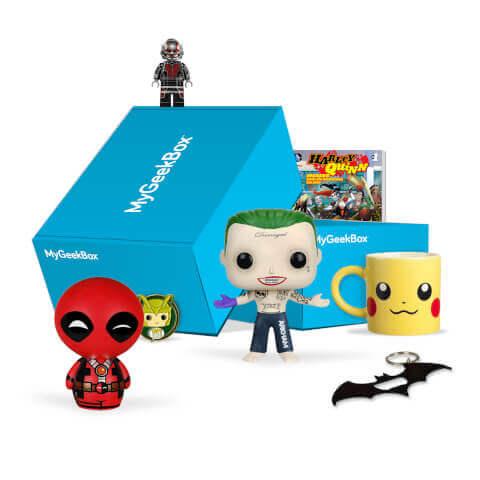My Geek Box - Lite