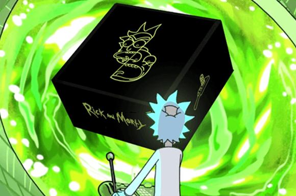 Rick and Morty Abo Box