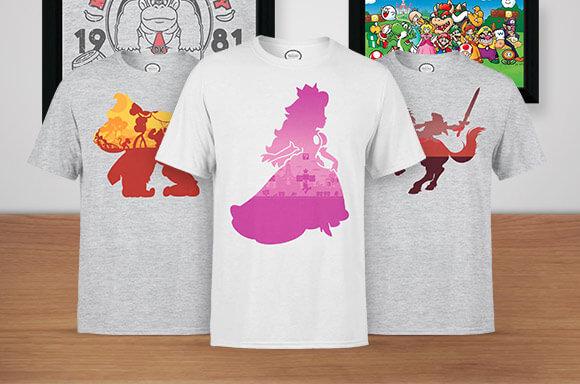 Mario, Donkey Kong, Zelda un viele weitere Helden deiner Kindheit!