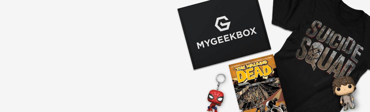 Jetzt ein My Geek Box Affiliate werden!