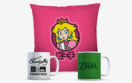 Nintendo Merch