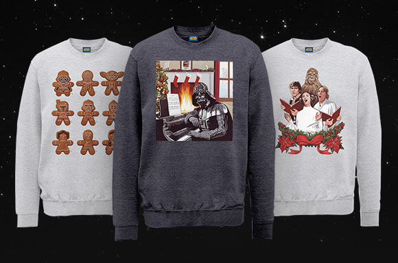 Star Wars Pullover