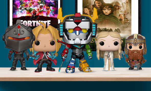 New Funko Collectables
