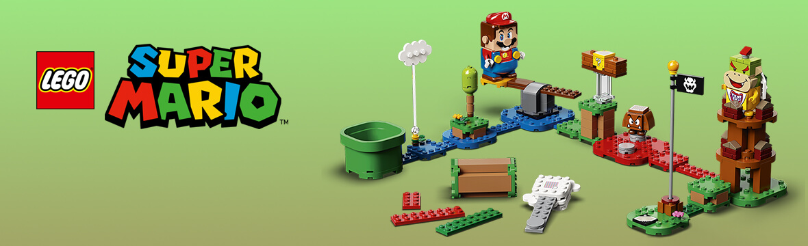 SUPER MARIO LEGO PRE-ORDER NOW